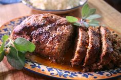 Just wanted to share this delicious recipe from Lidia Bastianich with you - Buon Gusto! Italian American Meatloaf