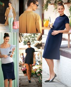 For the Mother-to-be: 5 New Maternity Sewing Patterns.