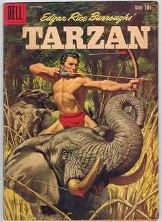 Tarzan | OldBrochures.com