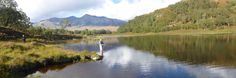 Loch Coulin Wester Ross, North Coast 500, Brown Trout, Homeland, Fly Fishing, West Coast, Scotland, River, Mountains