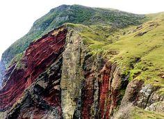 Sekiheki, Chiburijima, Oki Islands