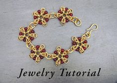 Hey, I found this really awesome Etsy listing at https://www.etsy.com/listing/226848005/beaded-snowflake-bracelet-jewelry