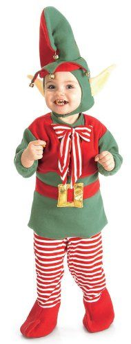 Cute Baby Christmas Costume