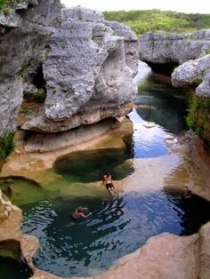 The Narrows, Texas Hill Country |