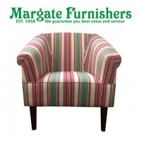 This exceptionally elegant tub chair is not only extremely modern and stylish, but super comfortable as well.