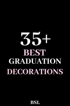 2020 Graduation Ideas Discover 35 Best Graduation Party Decorations To WOW Your Guests - By Sophia Lee My daughter is going to love these graduation party decorations! Diy Graduation Gifts, Outdoor Graduation Parties, Graduation Party Centerpieces, Graduation Party Planning, Graduation Party Themes, College Graduation Parties, Graduation Decorations, Graduation Ideas, Grad Parties