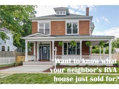 Check out this home I just sold in Woodland Heights!