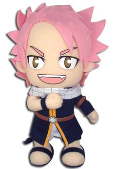 Department is Merchandise, Home, Plush. Primary color is Pink. Publisher is GE Animation. Series is Fairy Tail Zeref, Fairy Tail, Primary Colors, Minnie Mouse, Disney Characters, Fictional Characters, Plush, Animation, Pink