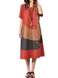 Enjoy the finest Womens Casual Loose Patchwork Long Maxi Shirt Dresses from #zanzea brand. #maternitytees #pregnancyoutfits #wintermaternityoutfits #pregnancygifts #maternityfashion #summermaternity #maternityclothing #momoutfits
