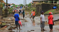 Trinidad willing to help St. Vincent after Christmas disaster #SVGFlooding2013