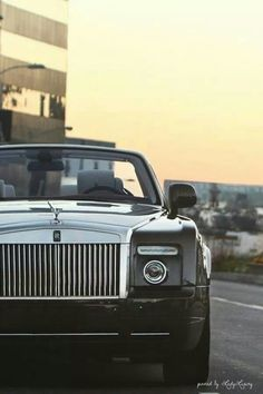 Rolls Royce | Via LadyLuxury