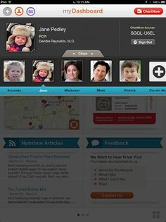 Healthspek makes it easy to keep up with all of your family's medical records. All in one place! Healthspek is an iPad application that allows patients to manage and maintain their personal health record.  Take control of your health today! Join the e-Patient revolution and download Healthspek now! Own your chart, know your options, achieve better health.          https://itunes.apple.com/us/app/healthspek/id576488481?mt=8        Follow us on Facebook! Http://www.facebook.com/healthspekapp