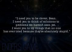 ender's game quotes - Google Search
