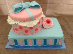 cadeaudoos taart