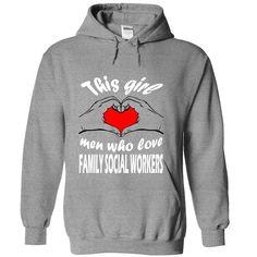 This girl - Family Social Worker T Shirt, Hoodie, Sweatshirt
