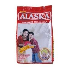 Alaska Powdered Milk Drink is a highly nutritious powdered milk! Grocery Items, Powdered Milk, Household Items, Alaska, Pouch, Drinks, Drinking, Beverages, Sachets