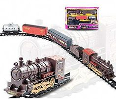 Quality Aggressive 1:160 N Scale Train Model Track Plastic Railroad Model Train Toy Birthday Gift For Kids Boys Excellent In