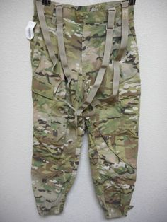 MULTICAM GEN III ECWCS, LEVEL 5 TROUSER, SOFT SHELL COLD WEATHER, MED/REG, NWT