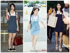Random Post: Gaya Simple dari Korea Airport Fashion