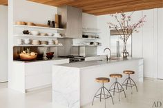 Perfectly modern kitchen