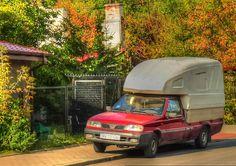 Polonez Pickup obsłuży każdą firmę.