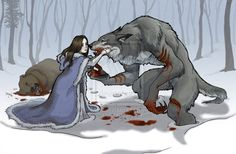 In defense against the bear by ~RipeDecay on deviantART