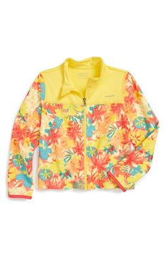 fa2a30a78d89c1 Patagonia  Little Sol  Rashguard Jacket (Toddler Girls   Little Girls) Rash  Guard