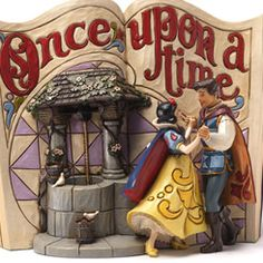 Figura Blancanieves Once Upon a Time por Jim Shore