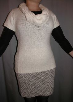 A vendre sur #vintedfrance ! http://www.vinted.fr/mode-femmes/pull-overs/19842464-pull-col-roule-large-manches-courtes