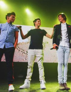 niall and one of his ships.