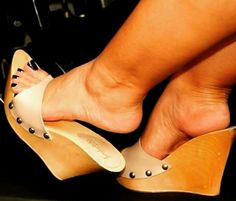 27 Wedge Shoes You Should Already Own - Shoes Fashion & Latest Trends Sexy Legs And Heels, Hot High Heels, Platform High Heels, Beautiful High Heels, Beautiful Sandals, Zapatillas Casual, Bare Foot Sandals, Wedge Sandals, Wedge Shoes