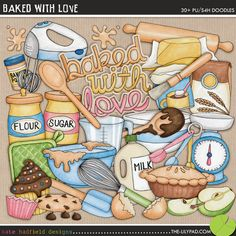 Baked with Love Kate Hadfield