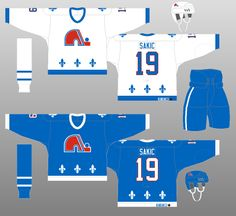 47 Best Classic (and some offensive) NHL Uniforms from the Past ... d4147be08
