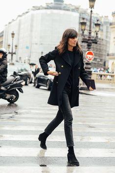 Emmanuelle Alt/Ann D. boots