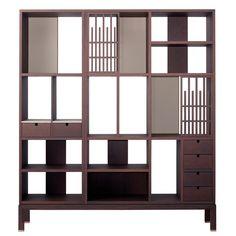 AVRA open cabinet 2043mm high
