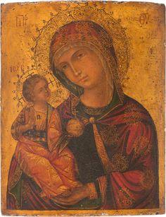 7804-2 Sec. XIX  !!!! Virgin Mary Painting, Religion, Queen Of Heaven, Blessed Mother Mary, Renaissance Art, Religious Art, 16th Century, Order Prints, Art Inspo