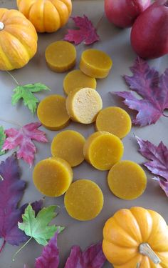   Pumpkin – Pear Gummies (AIP, Paleo, GAPS)   http://asquirrelinthekitchen.com