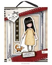 Gorjuss Urban Rubber Stamps The Pretend Friend - New Summer 2013!