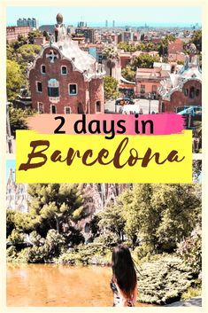 Top things to do in Barcelona in 2 days | Barcelona | spain | what to do in Barcelona | best things to do in barcelona | barcelona itinerary | most beautiful places in barcelona | dos dias en barcelona | itinerario de barcelona | antonio gaudi | park guell | la rambla | catalonia | how to spend 2 days in barcelona #barcelona #fcbarcelona #spain #spaintravel #barcelonaspain #barcelonatravel