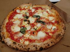 Antico Pizza Napoletana     Best pizza in Atlanta. No for real, no other pizza compares.