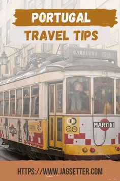 Portugal Travel Tips. Includes tips for visiting Lisbon Portugal, and more! Visit Portugal, Spain And Portugal, Lisbon Portugal, Portugal Travel Guide, Europe Travel Guide, Travel Destinations, Portugal Facts, Portuguese Culture, Travel Route