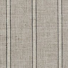 Houston Stripe/ Graphite 17476 - Smith and Noble - bedroom Linen Roman Shades, Smith And Noble, Dining Room Wallpaper, Pattern Matching, Pleated Fabric, Chair Fabric, Drapes Curtains, Valances, Fabric Shades