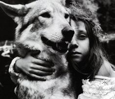 """Wolves and women are relational by nature, inquiring, possessed of great endurance and strength. They are deeply intuitive, intensely concerned with their young, their mate, and their pack."" - Clarissa Pinkola Estes"