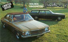 1976 Holden Kingswood Vacationer II