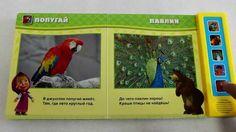 Изучаем птиц вместе с Машей и Медведем