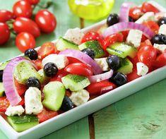 Gresk salat   FRUKT.no