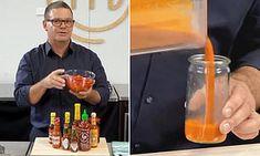 MasterChef judge Gary Mehigan reveals the recipe to his secret hot sauce   Daily Mail Online