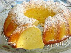 Cake Recipes, Dessert Recipes, Polish Recipes, Pumpkin Cheesecake, Cakes And More, No Bake Desserts, Cornbread, Doughnut, Baked Goods