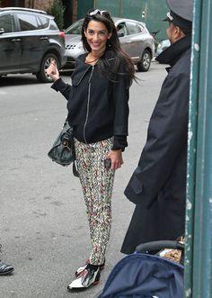 Así es Amal Alamuddin, la letrada más atractiva del Reino Unido y ahora novia de George Clooney - Foto 1