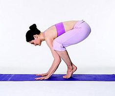 Standing Yoga Poses, Yoga Poses For Two, Basic Yoga Poses, Yoga Poses For Beginners, Workout For Beginners, Yoga Bewegungen, Yoga Abs, Yoga Nature, Crow Pose